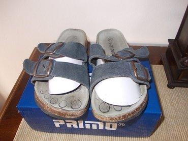 Papuce su za leto ali mogu da budu dobre i za po kuci, broj je 34