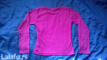 Vrlo lepa ,prijatna i kvlaitetna majica dugih rukava vel 10. - Prokuplje