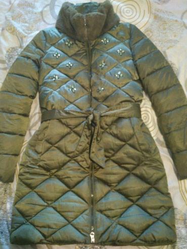 Куртка зимняя, новая! размер с м на 44 в Бишкек