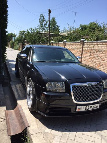 мониторы в бишкеке in Кыргызстан | МОНИТОРЫ: Chrysler 300C 2.7 л. 2006 | 135495 км