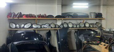 Мерседес бенс w211 w210 w203 кузовные детали фары капот морда привозны