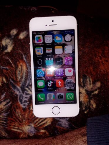 IPhone 5s Ağ