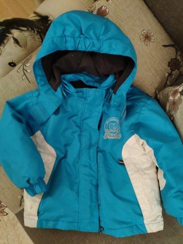 Фирменная курточка на весну на рост 86-92 см. в Бишкек