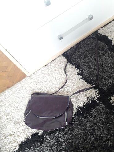 Avon torba - Srbija: Ljubicasta torbq iz avona nosena par puta