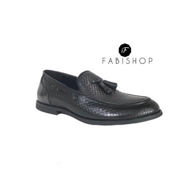 Туфли - Кок-Ой: Кожаные мужские туфли. AV2