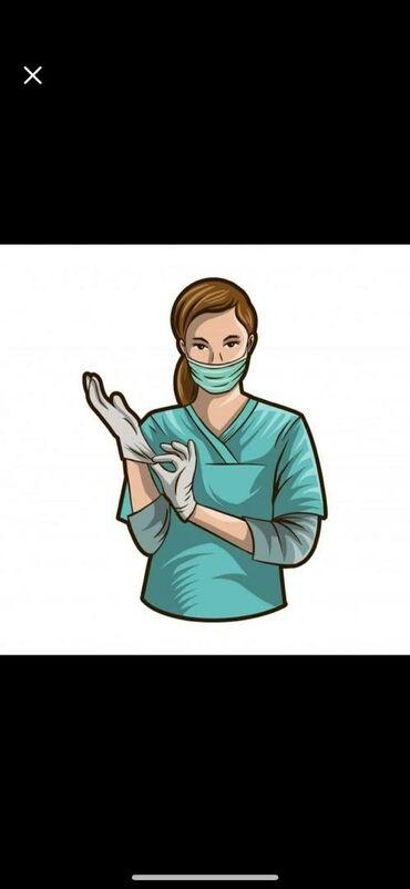 медицинский халат бишкек in Кыргызстан | ДОМАШНИЕ КОСТЮМЫ: Медсестра | Консультация, Внутримышечные уколы, Внутривенные капельницы