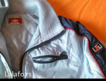 Benetton jakna - Pozarevac: Dečja jakna todor, vel. 16, očuvana, malo nošena