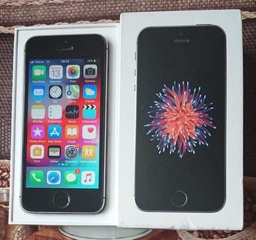 IPhone SE - perfektan - originalno pakovanje .......samo 140E - Beocin