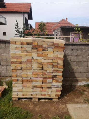Građevinski materijali | Srbija: Samotna cigla 25x12x6,5 za visoke teperaturne peci pecenjare rostilje