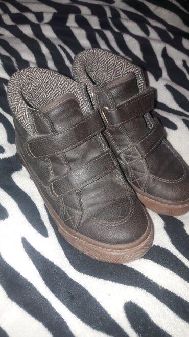 Деми ботинки, подклад х.б в отличном состоянии. Фирма children's