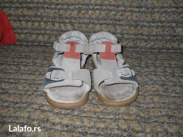 Dečja sandalica na čičak sa anatomskum uloškom broj 24 - Paracin