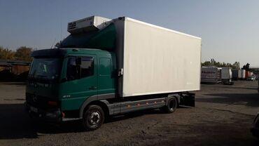 Перевозка рефрижератором - Кыргызстан: Грузовые перевозки по странам СНГ.Рефрижиратор -25° и
