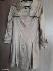Продаю плащ турецкий отличного качества. Брала за 3500. размер 46-48. в Бишкек