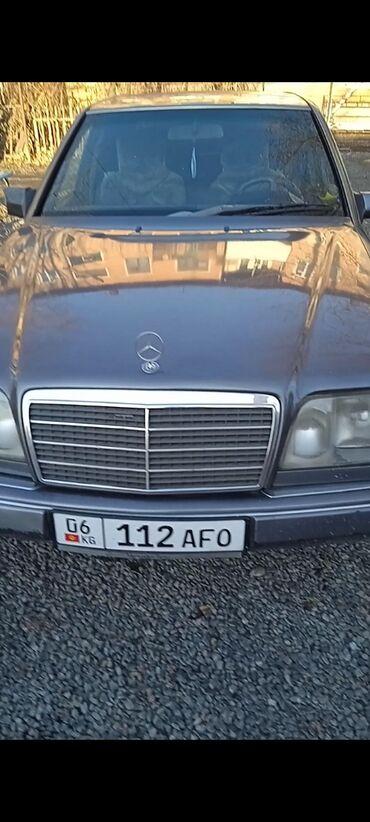Ош знакомства - Кыргызстан: Mercedes-Benz W124 2.2 л. 1995 | 316000 км