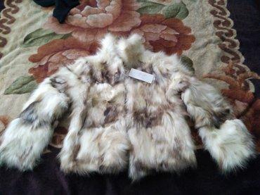 Новая!! Натуральный мех! Размер М. в Бишкек
