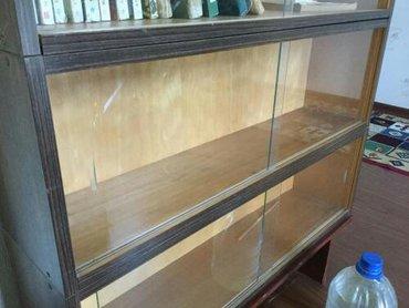 Книжный шкаф дешево!чехия! в связи с в Бишкек