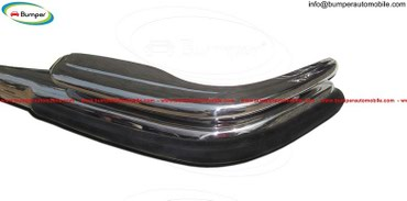Mercedes Benz W108 & W109 years (1965-1973) bumpers stainless in Banepa - photo 3