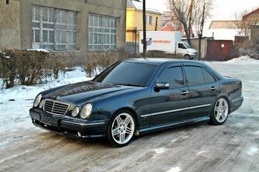Mercedes-Benz E 240 2000 в Бишкек
