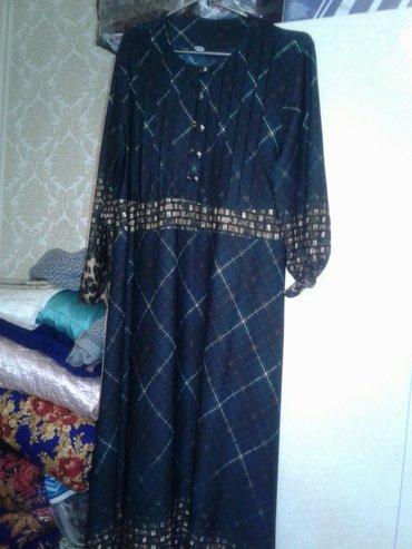 Платье длинная впол мусульманская 50 52 размер новая 800с в Бишкек