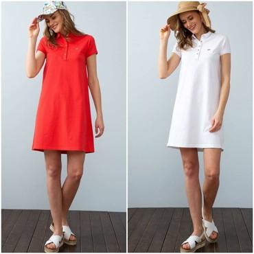 Платья в Кыргызстан: Платья батники от USPolo Assn по доступным ценамОригинал 100%размеры