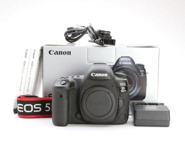 Bakı şəhərində Canon EOS 5D Mark IV DSLR Camera with 24-70mm f/4L II Lens