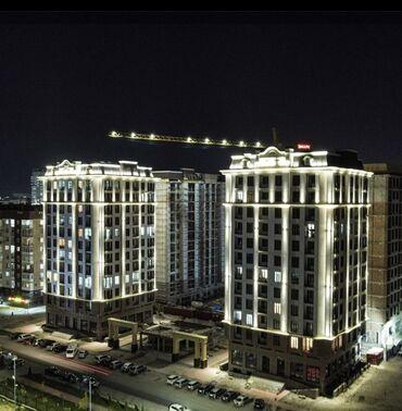 Продажа квартир - Элитка - Бишкек: Продается квартира: Элитка, Асанбай, 1 комната, 44 кв. м