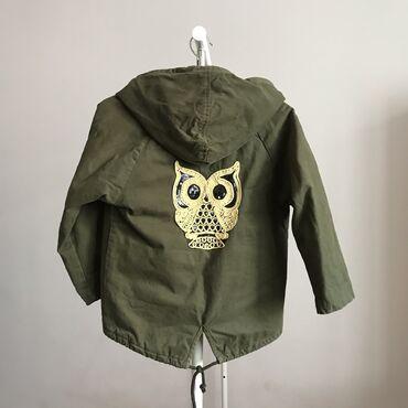 Куртка детская, Корея. Состояние отличное. Рукава 43-45 см, длина курт