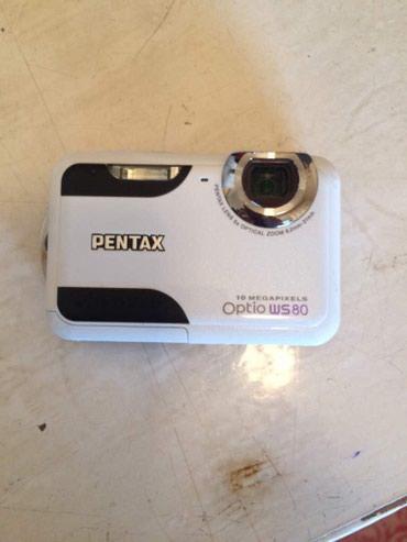 фотоаппарат pentax в Кыргызстан: Pentax подводная камера 10 мгп