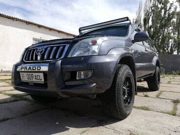 Toyota Land Cruiser Prado 2007 | 191900 км