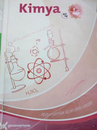 kimya - Azərbaycan: Kimya güvən qayda kitabı