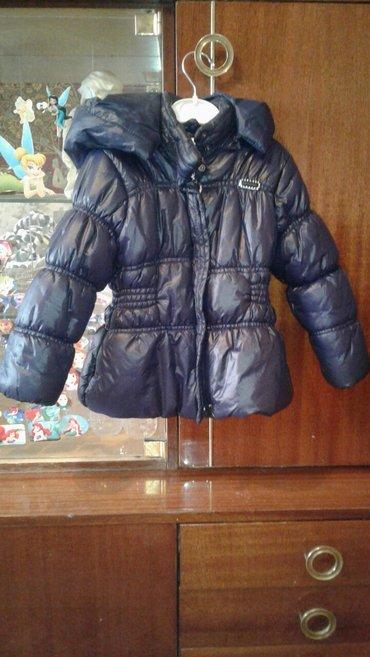 Куртка на девочку 3-4 года цвет в Бишкек