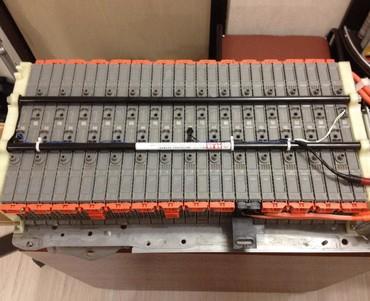 Гибридные ВВБ батареи на Тойота, Лексус  Ремонт гибридных агрегатов