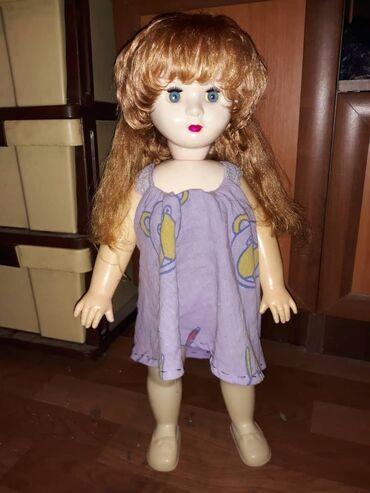 Другие предметы коллекционирования - Кыргызстан: Советская кукла Цена 2000 тысячи