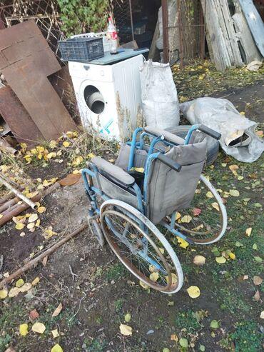 Инвалидная коляска отдам даром