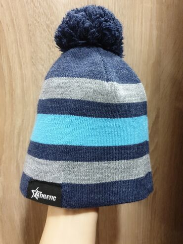 Teksas suknjica - Srbija: Athletic decija vunena kapa,potpuno novauniverzalna