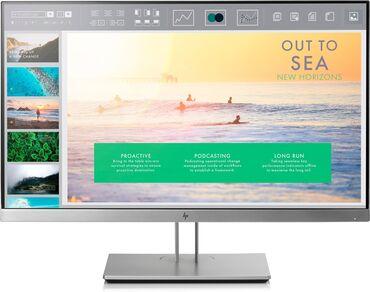 мониторы hp в Азербайджан: HP EliteDisplay E233 23 in Monitor