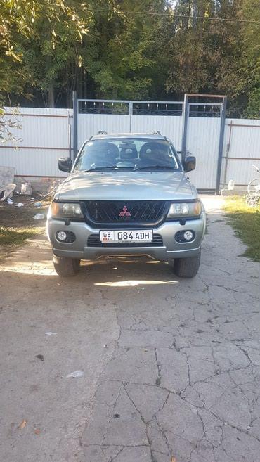 Mitsubishi Shogun Sport 2001 в Токмак