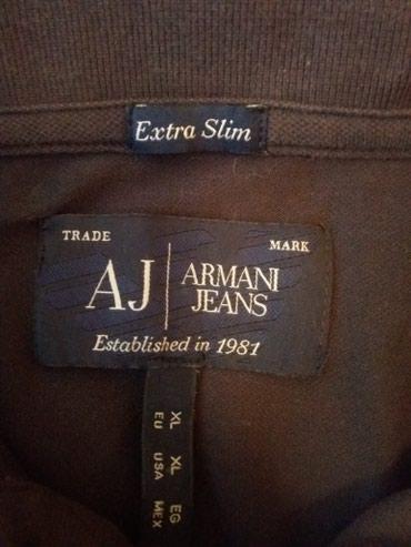 Original Armani majica veoma malo nosena i bez ikakvih ostecenja. - Belgrade