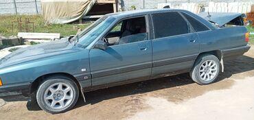 Транспорт - Чок-Тал: Audi 100 2.3 л. 1988