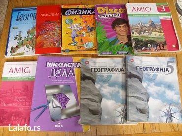 Knjige su iz osnovne skole, knjige se prodaju posebno ili u kompletu. - Gornji Milanovac - slika 2
