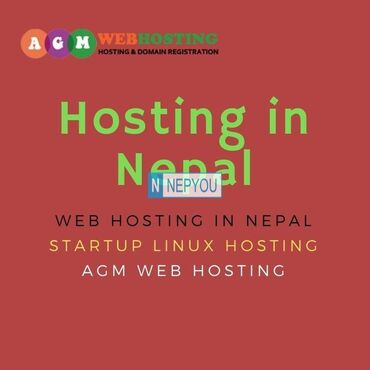 Other Services - Kathmandu: The best Linux hosting startup at Just NPR.699/year buys AGM Web Hos