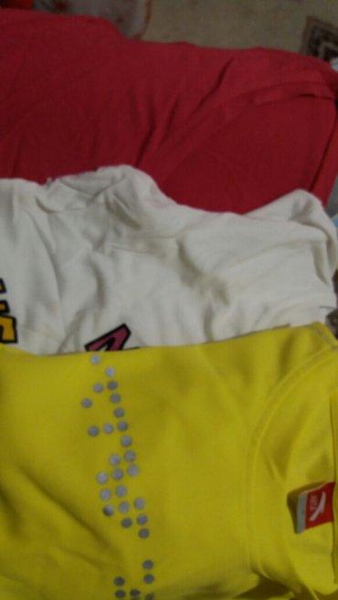 4 komada majice ženske veličina s - Nis