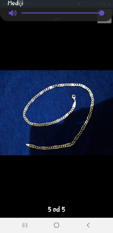 Ostalo | Zrenjanin: Srebro 925,50 cm