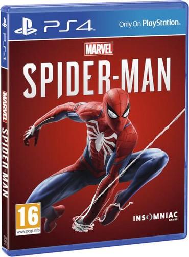 Bakı şəhərində Spiderman