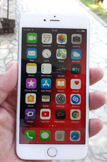 Iphone 6+ plus u dobrom stanju mali tragovi koriscenja potpuno
