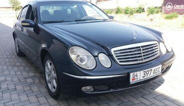 черный mercedes benz в Кыргызстан: Mercedes-Benz 270 2.7 л. 2004