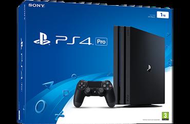 Playstation 4 pro 1tb, совершенно новый в коробке, запечатанный, в Бишкеке