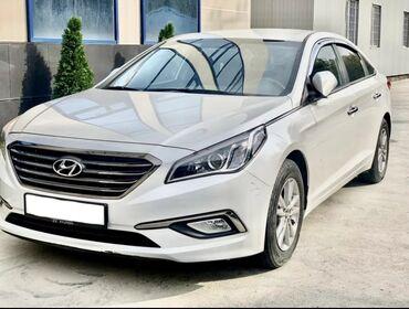 аренда с последующим выкупом in Кыргызстан | TOYOTA: Hyundai Sonata 2 л. 2015