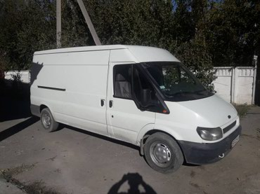 Форд Транзит, в хорошем состоянии, в Бишкек