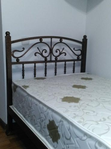 Односпальная кровать 2 м  * 0.8 м. Без матраса. Цена 22000 с. в Бишкек - фото 2